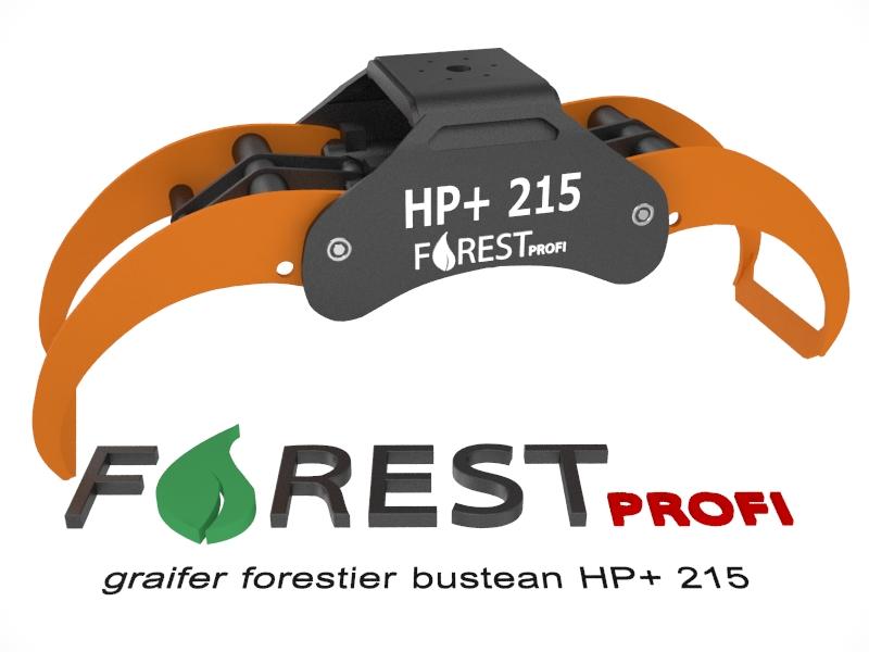 Graifer forestier HP_215