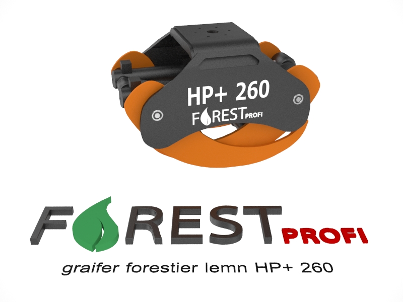 Graifer forestier HP_260