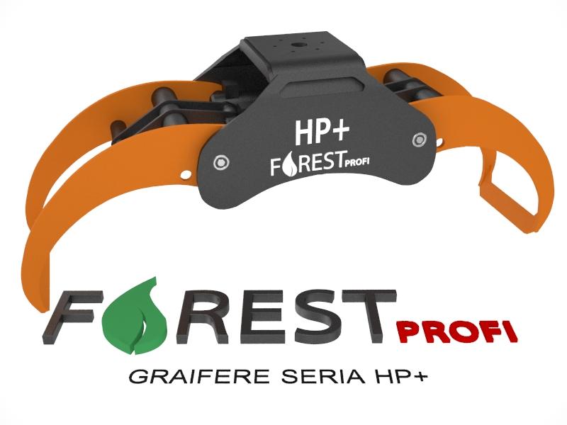 Graifer forestier HP Forest Profi