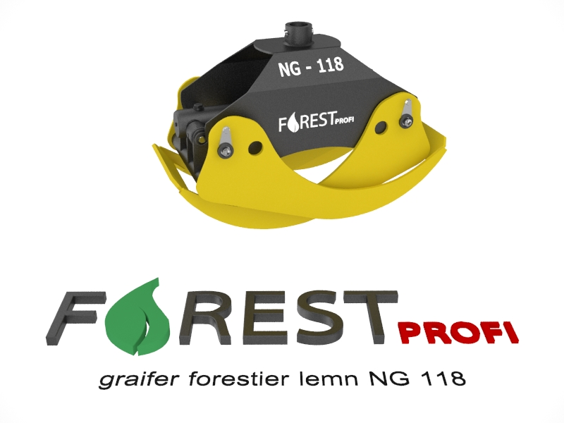 Graifer forestier NG 118