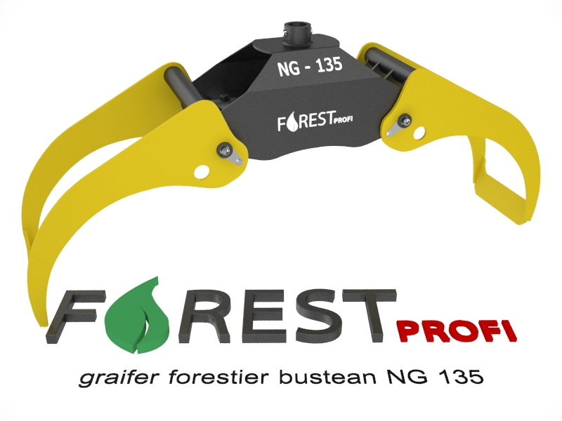 Graifer forestier NG 135