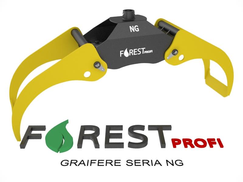 Graifer forestier NG Forest Profi
