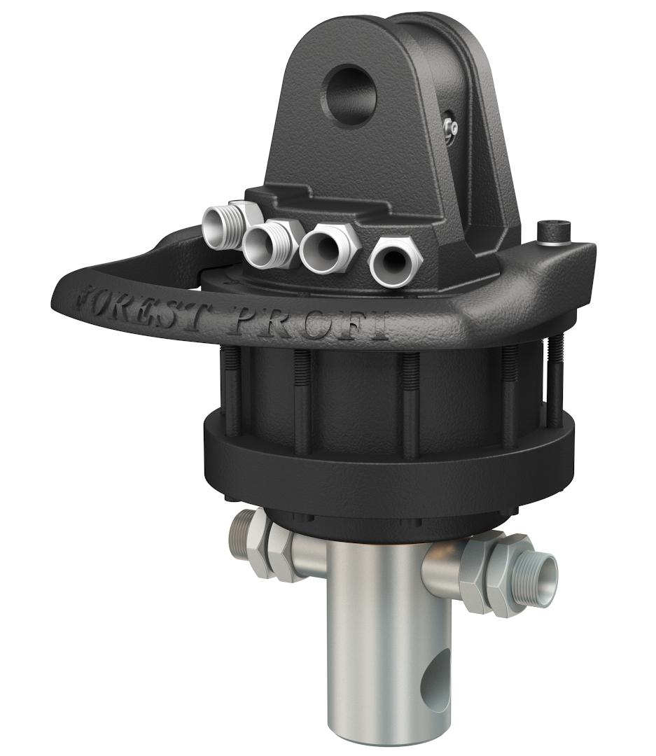 Rotator hidraulic 4 tone cu ax