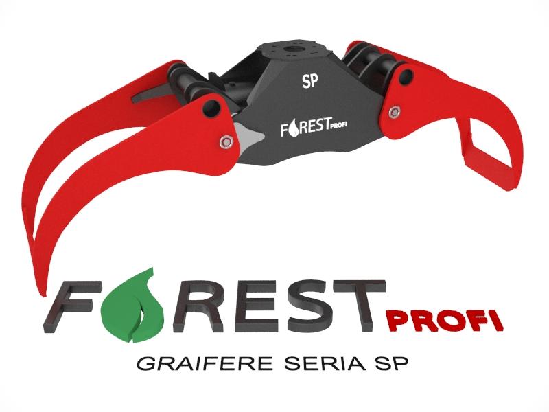 Graifer forestier SP Forest Profi